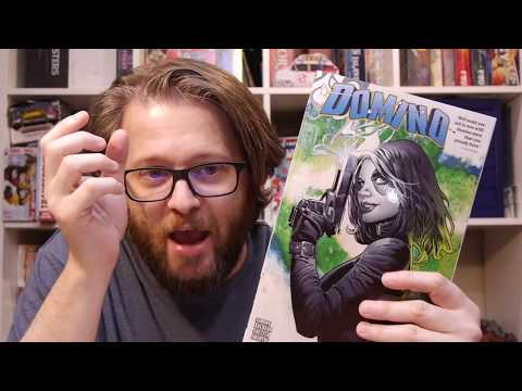 Marvel Comics Review: Domino Vol. 1 Killer Instinct