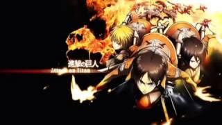 進撃の巨人OP 【紅蓮の弓矢】高音質 thumbnail