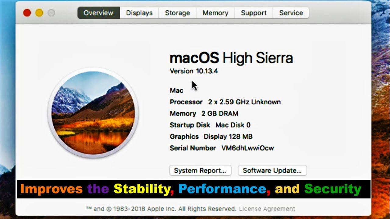 java update for mac os sierra