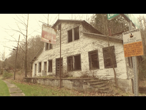 Abandoned Old Time Country Store! In a forgotten Coal community!