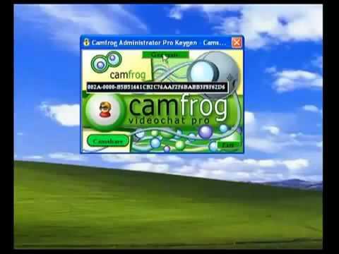 CamFrog Pro 6 0 activation code 2011 free ! Camfrog Pro 6 full download + keygen serial licence code   YouTube