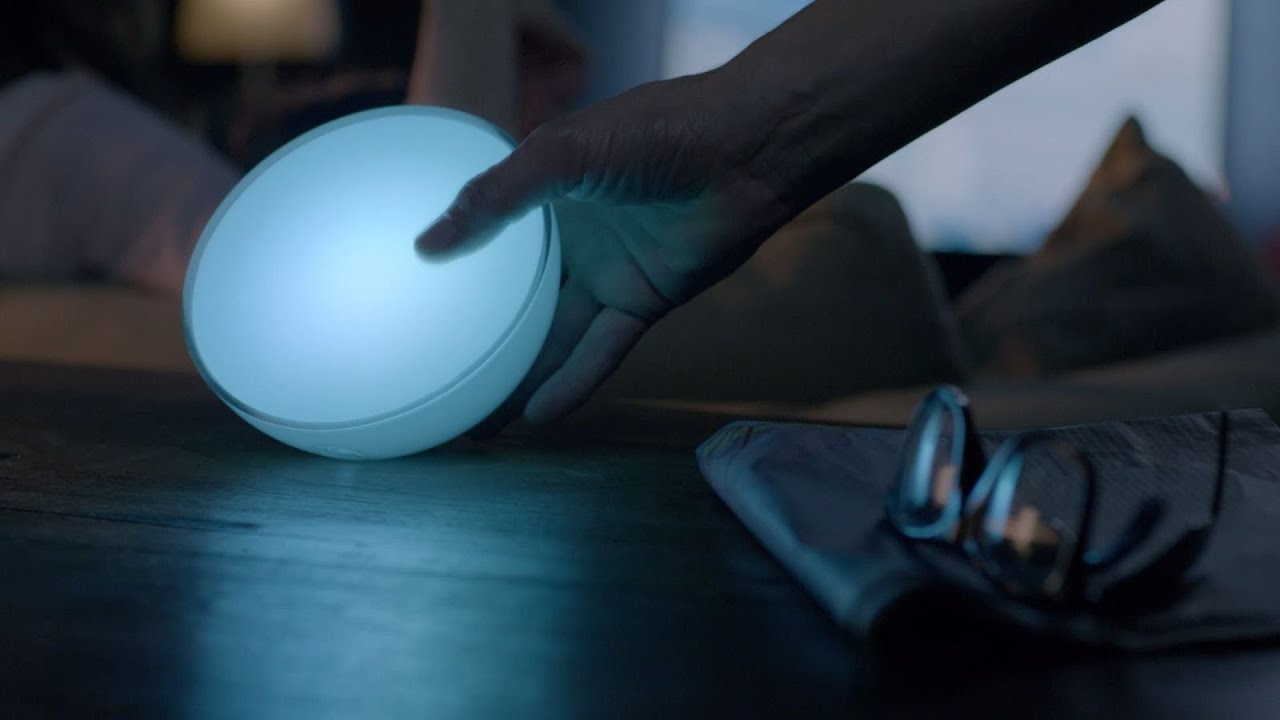 Lampa Philips Hue Go Youtube