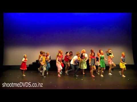 Auckland City Theatre Academy (ACTA) Showreel