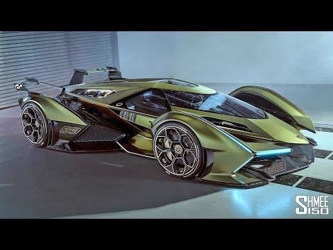 ad-fen: Lamborghini Gran Turismo.