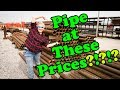 The Weekly Specials from GoBob Pipe and Steel