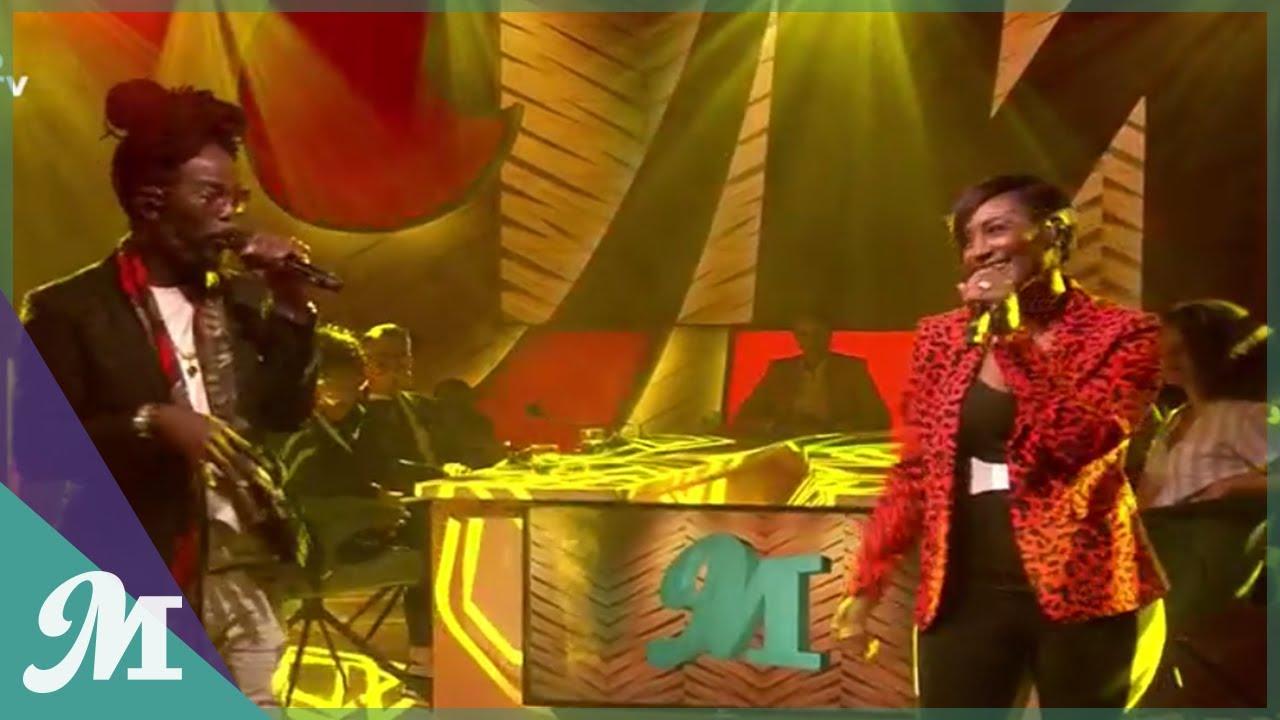 Edsilia Rombley en Kenny B zingen 'Goed Voor Mij'
