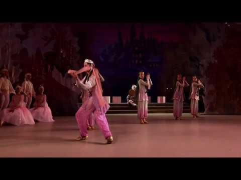 Дивертисмент. 2. Кофе. Арабский танец