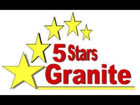 5 Stars Granite - Selecting Your Own Countertop Slab. (Granite Countertops St. Louis, MO)