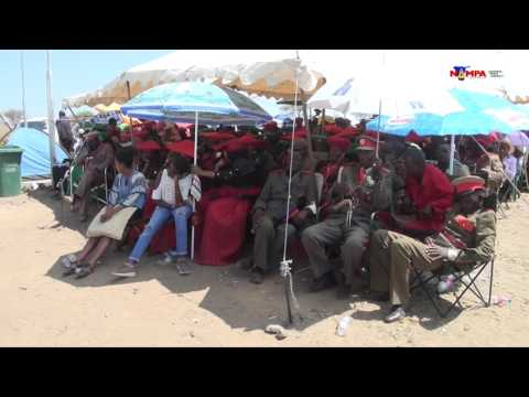 NAMPA: OKH Rukoro wants restorative justice from German Government 23 Oct 2016 HD
