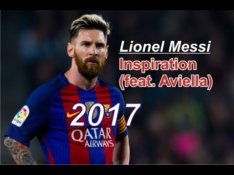 Lionel Messi -Unknown Brain - Inspiration (feat. Aviella) ● Messi ● Ronaldo ,  (Skills & Goals) HD