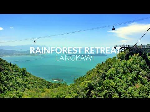 AMBONG AMBONG RAINFOREST RETREAT LANGKAWI MALAYSIA / Nishi V