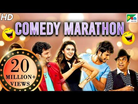 Comedy Movies Marathon | New South Hindi Dubbed Movies 2020 | Bandalbaaz, Izzat Ke Khatir