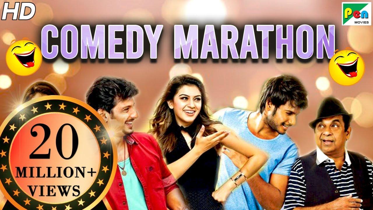 Download Comedy Movies Marathon | New South Hindi Dubbed Movies 2020 | Bandalbaaz, Izzat Ke Khatir