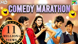 Comedy Movies Marathon | New South Hindi Dubbed Movies 2020 | Bandalbaaz, Izzat Ke Khatir