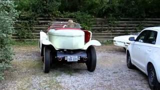 1929 Rolls-Royce Phantom I test drive