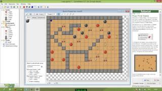 Как создать игру на Game Maker Урок №1