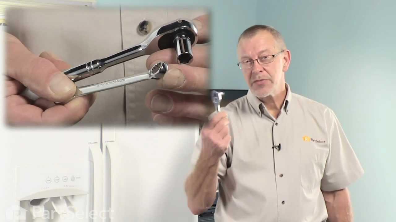 Refrigerator Repair Door Closure Bearing Frigidaire