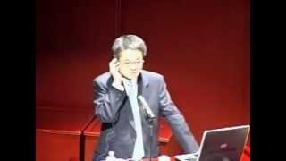 2011年7月4日 古井戸秀夫氏 東京大学教授 『歌舞伎の魅力』 講演の続き...