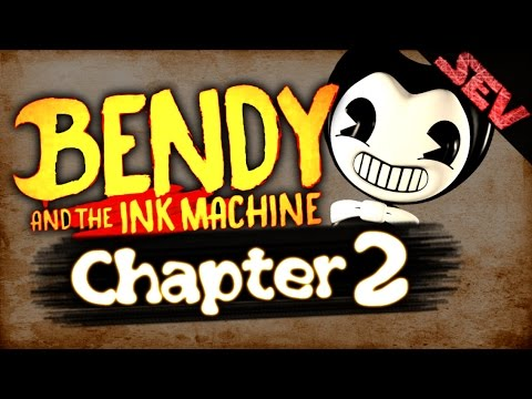 CHAPTER 2 | Bendy And The Ink Machine (Deutsch/German)