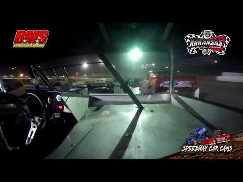 #C11 Chris Tuck - Kajun Mini Stock - 9-14-18 Batesville Motor Speedway - In Car Camera