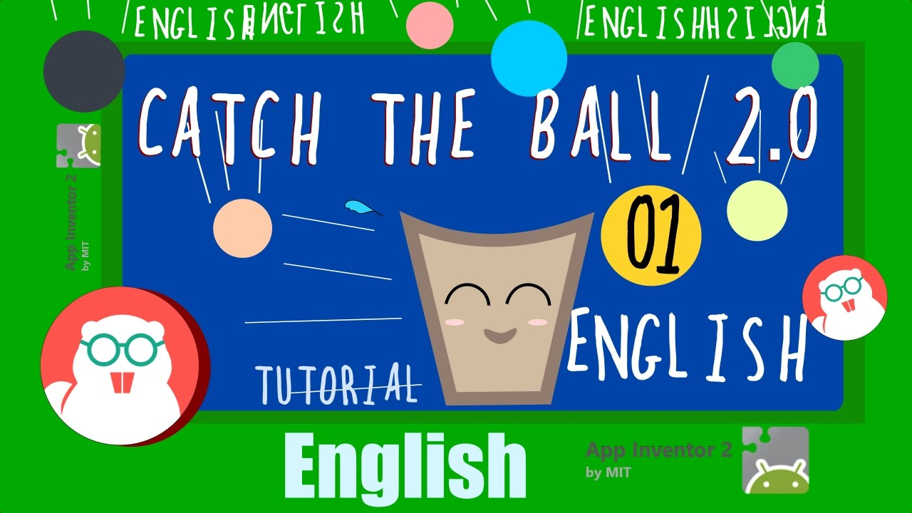 Catch the Ball 2 0 Tutorial for Thunkable App Inventor Appybuilder P  01