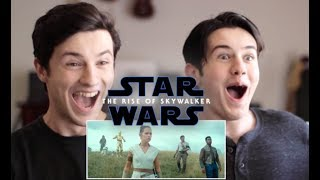 Star Wars: Episode IX - Teaser Trailer | Our Reaction