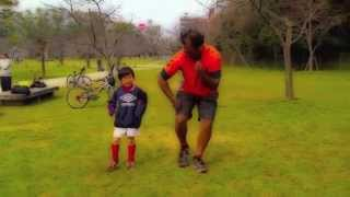 Fukuoka Touch Rugby - Pharell Williams Happy