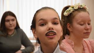 "Видеоурок  ток-шоу ""Жить по уму"" по произведению А.С.Грибоедова ""Горе от ума""."