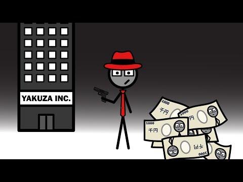 Why Yakuza Don't Need to Hide