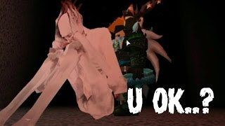 THIS SCP IS CRAZY FAST || Roblox SCP-096 Demonstration