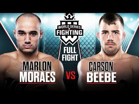 Marlon Moraes vs Carson Beebe | WSOF 6, 2013