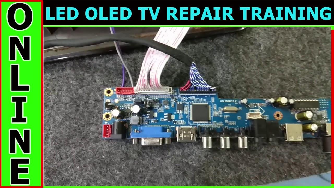 Install Universal Board U11 2 / LCD/LED TV