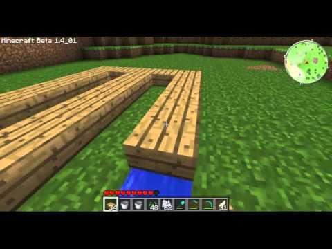 Minecraft Greenhouse Easy
