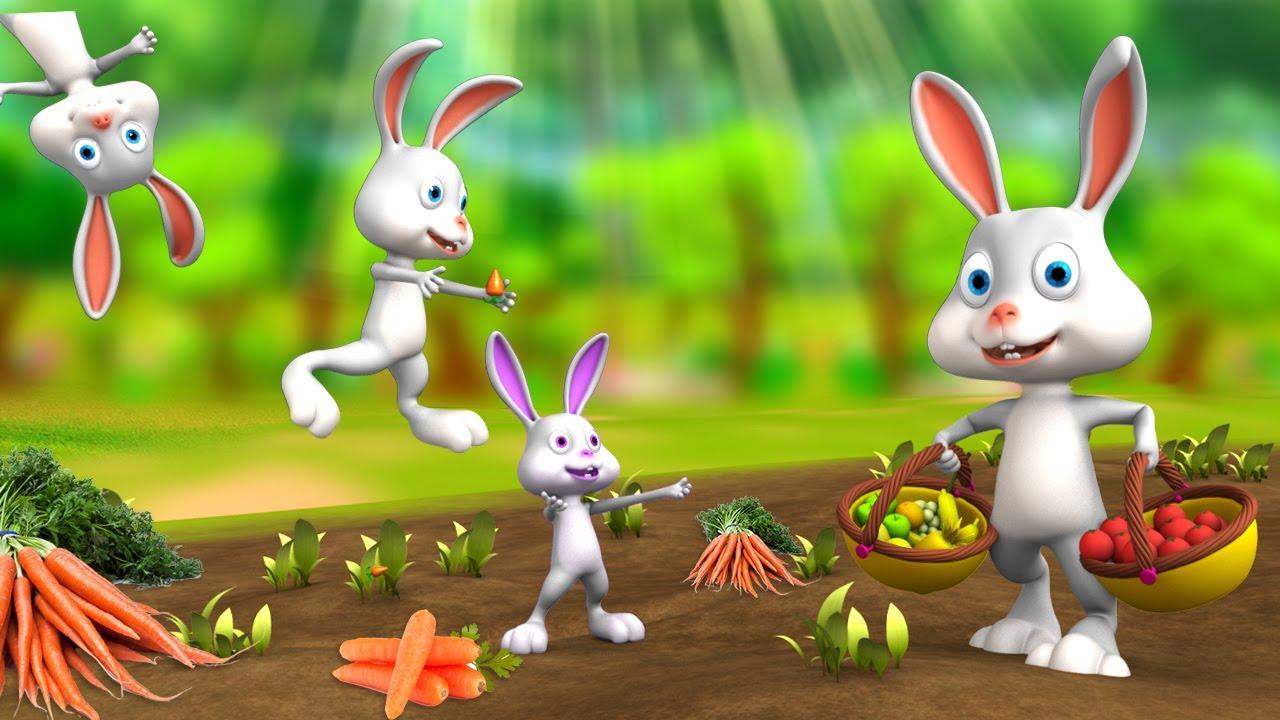 కుందేలు కోరికలు - Rabbit's Family Desire Story | 3D Animated Telugu Moral Stories | JOJOTV Telugu