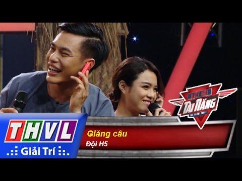 THVL | Biệt đội tài năng - Tập 2: Giăng câu - Đội H5