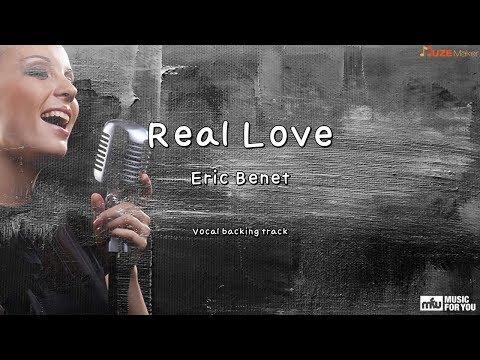 Real Love - Eric Benet (Instrumental & Lyrics)