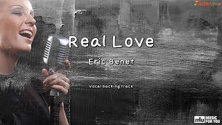 Real Love - Eric Benet (Instrumental & Lyrics)