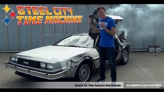 Review: Back To The Future DeLorean