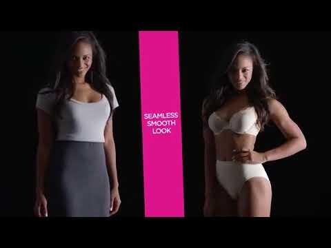 3a7a1787927d3 Maidenform Flexees Women s Shapewear Hi Cut Brief 2 Pack - YouTube
