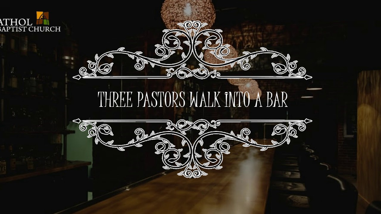 "Three Pastors Walk into a Bar Episode 2 ""Worship Styles and Genres"""