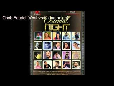 Cheb Faudel Live à La khymat le méridien (c'est vrais ana hnine)