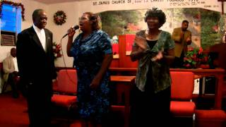 Oh Lord I want you to Help me   ST James COGIC