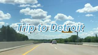 디트로이트 여행