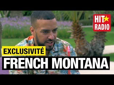 [EXCLU] FRENCH MONTANA B DARIJA: فرنش مونتانا كايهضر لينا على قصة النجاح ديالو