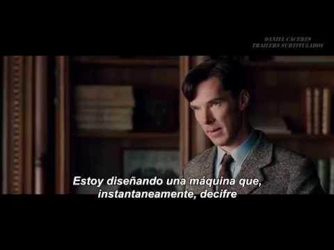 El Código Enigma (The Imitation Game) - Trailer #2 Subtitulado en Español [HD]