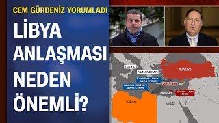 Gambar cover Cem Gürdeniz, Cüneyt Özdemir'e cevapladı: Mavi Vatan nedir? Libya Anlaşması neden önemli?