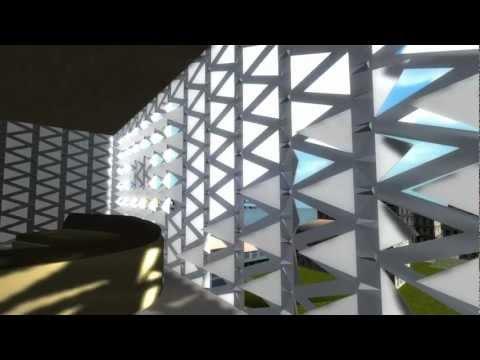Gill_Project - Animation / Javier Sandoval Architect / Bartlett-RC4-2012