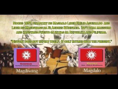 Magdiwang will destory Trillanes's Magdalo