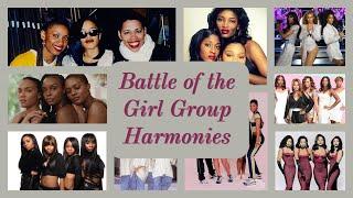 Battle of the R&B Girl Group Harmonies