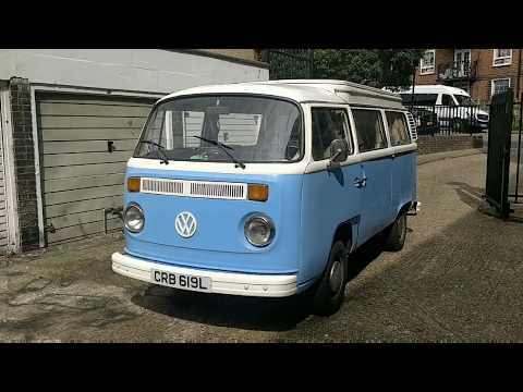 Volkswagen T2 type 2, drive, ride, review